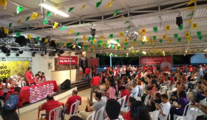 Em reunião, PT da PB aprova por unanimidade aliança com PSB e Couto na chapa de João