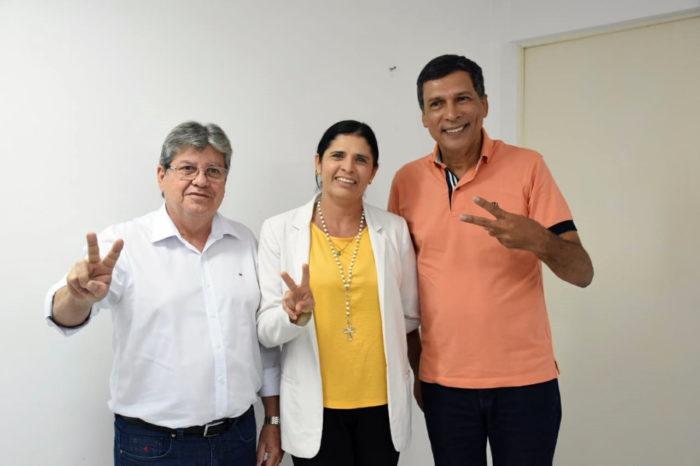 Mais reforço: presidente da Câmara de Cabedelo declara apoio à candidatura de João