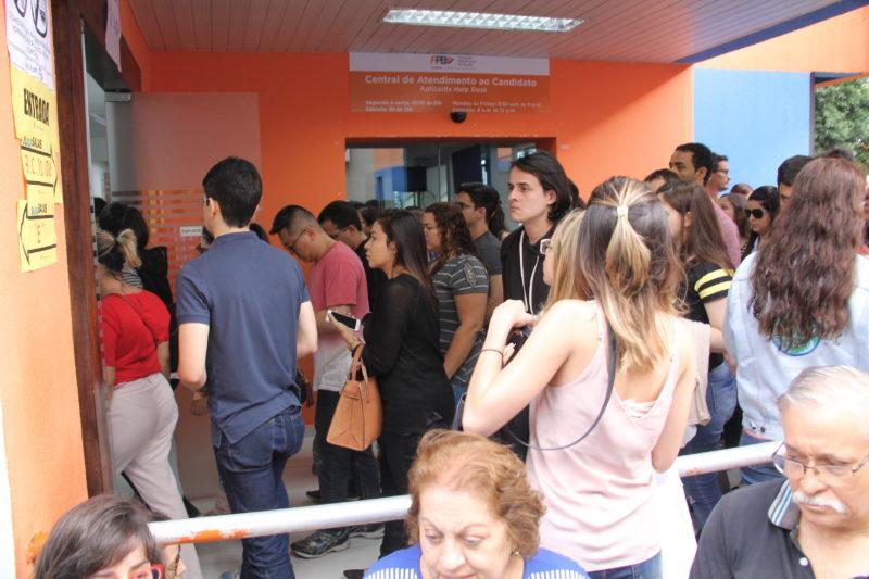 77% dos inscritos fizeram a prova do concurso para promotor do MPPB