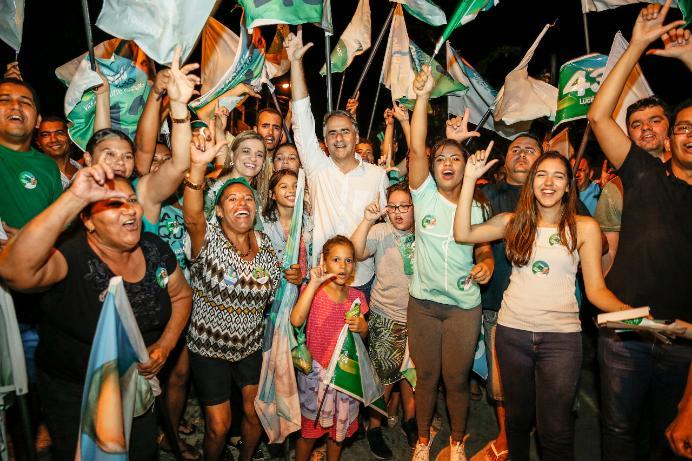 'Vamos potencializar as vocações dos municípios', diz Lucélio em Cabedelo