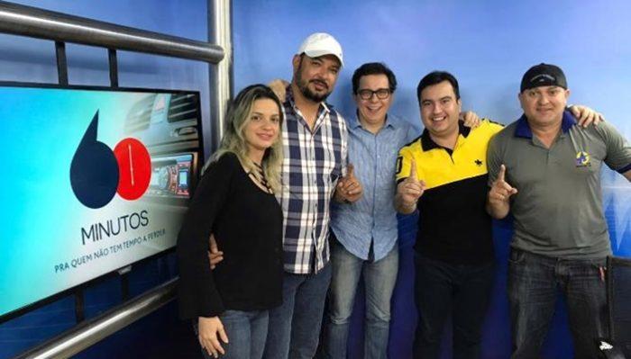 Pesquisa Ibope: Arapuan FM cresce 90% em audiência e programa 60 Minutos assume liderança no horário