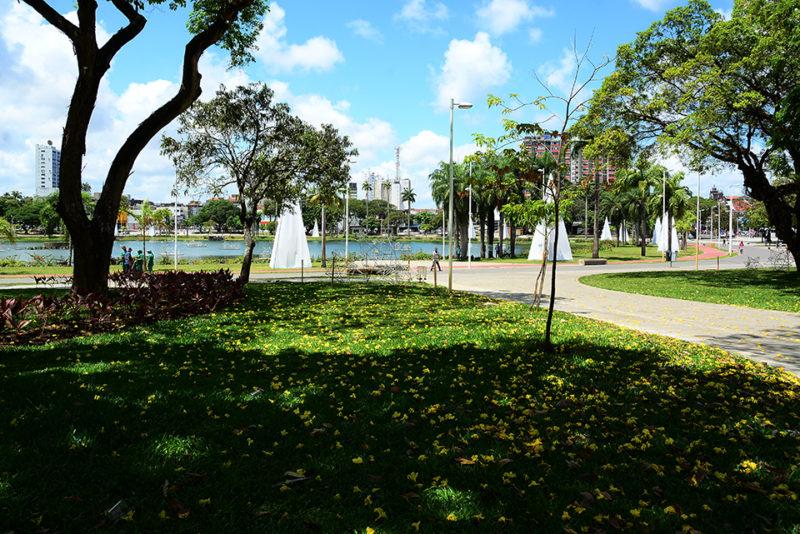 Programação do AnimaCentro no Parque da Lagoa é a opção de lazer nesse feriadão