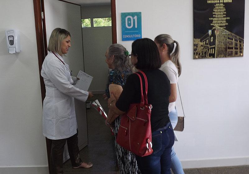 Unidade de Oncologia do Sertão, Hospital do Bem atende primeiro paciente