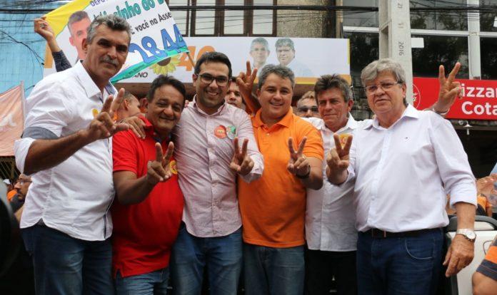 Mais um candidato a deputado do PRTB deixa oposição e anuncia apoio à candidatura de João