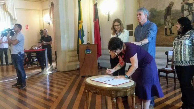 Márcia Lucena autoriza construção de casas no quilombo do Ipiranga, em Conde