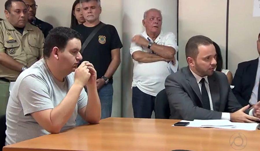 Quadro de saúde de Fabiano Gomes se agrava e defesa entra no TJPB com pedido de prisão domiciliar