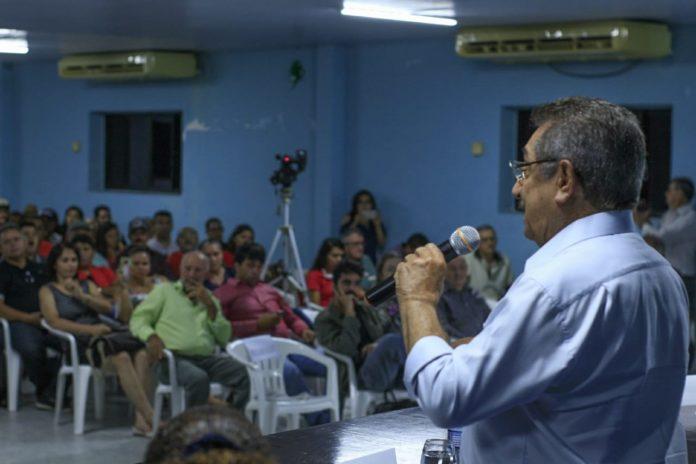 Zé Maranhão defende melhorias para trabalhador rural em debate na Fetag