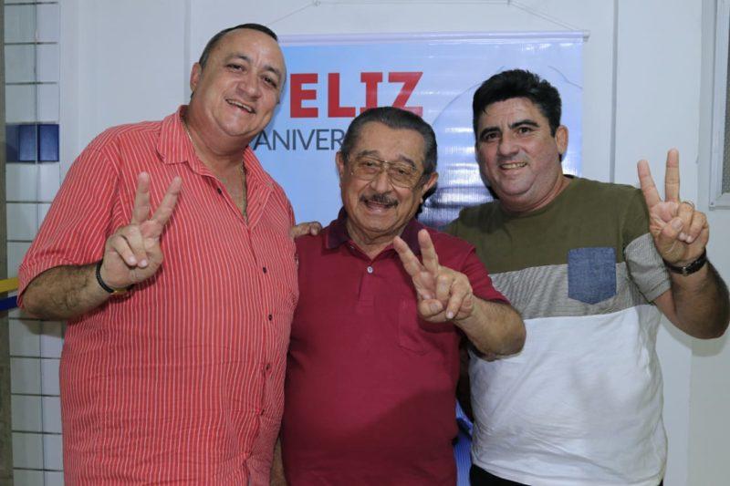 Zé Maranhão começa a semana com adesões de lideranças na Paraíba