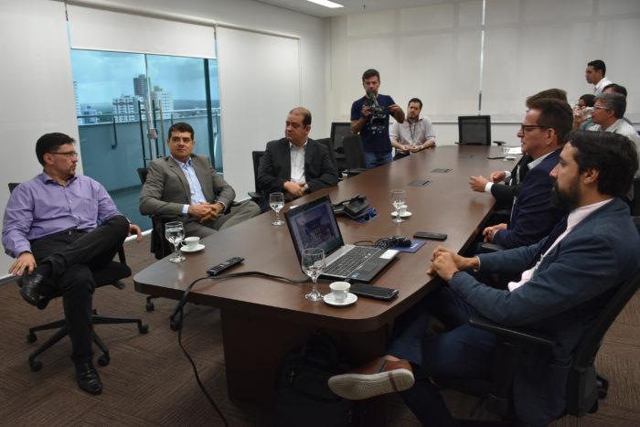 Procurador-chefe do MPF-PB elogia projeto da nova sede da Câmara de João Pessoa