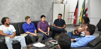 Presidente da CMJP recebe PL que reformula o Fundo Municipal de Cultura