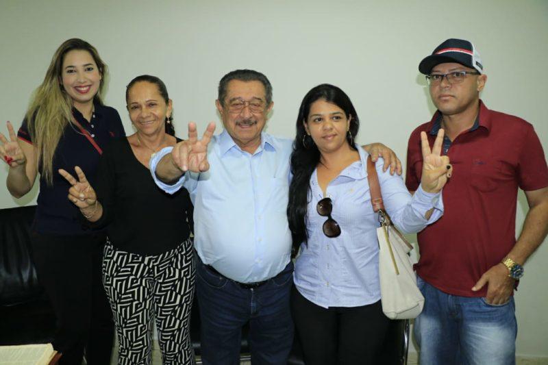 Zé Maranhão recebe adesão de lideranças de Pilões, Sapé e oposição em Belém