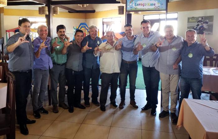 Candidato a deputado federal anuncia apoio de 10 vereadores de CG