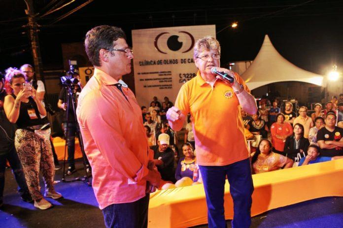 Vitor Hugo diz que Cabedelo está fechada com João e destaca competência do socialista