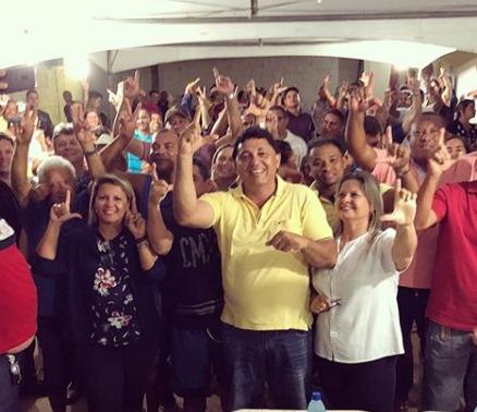 Vereador Mangueira desmente apoio a Jullys Roberto e confirma adesão à Dr. Jane Panta