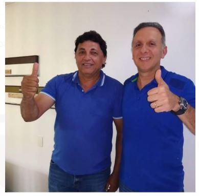 Vereador Mangueira anuncia apoio a Aguinaldo Ribeiro, para deputado federal