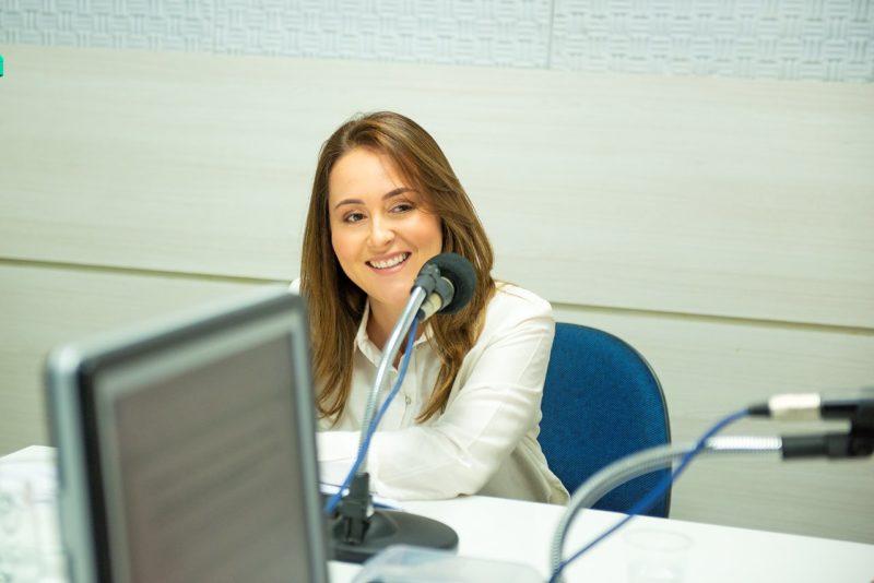 Micheline diz que população deseja uma administração focada nas pessoas