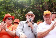 Couto enaltece apoio recebido pela Paraíba e diz confiar na vitória dos movimentos sociais
