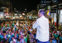 Em Sousa, Lucélio fala da alegria que a cidade pode voltar a ter um governador