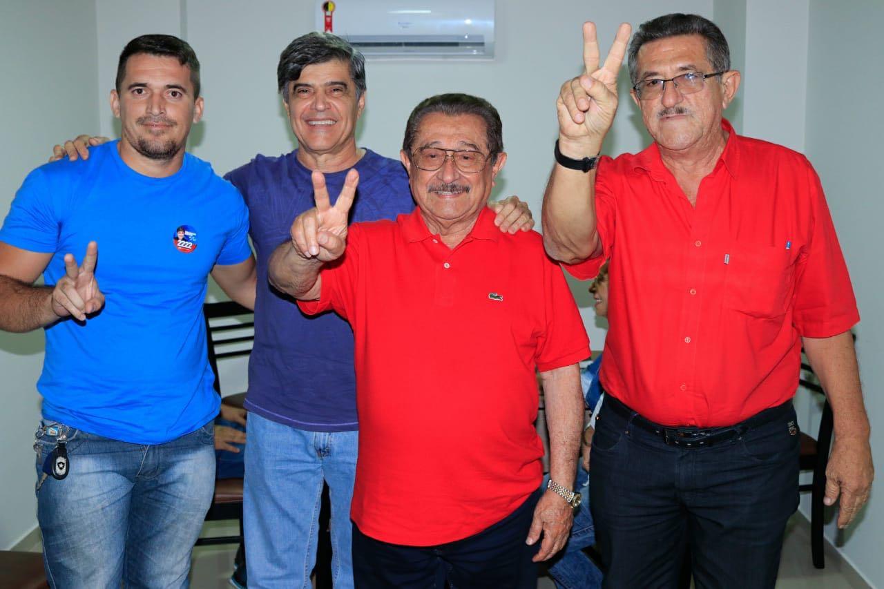 Maranhão ganha ainda mais apoios em três cidades paraibanas