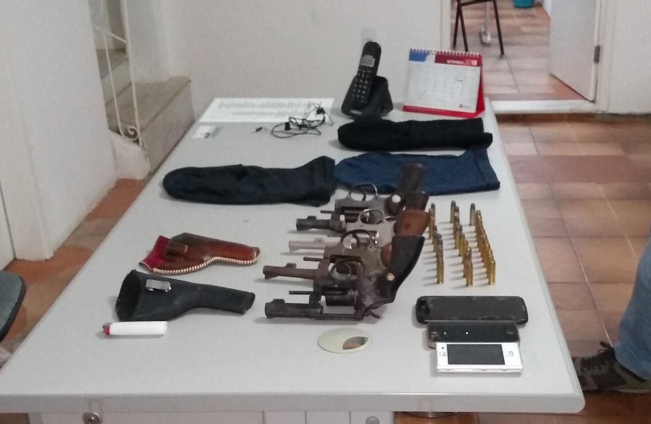 Polícia prende grupo que planejava cometer homicídio em Patos
