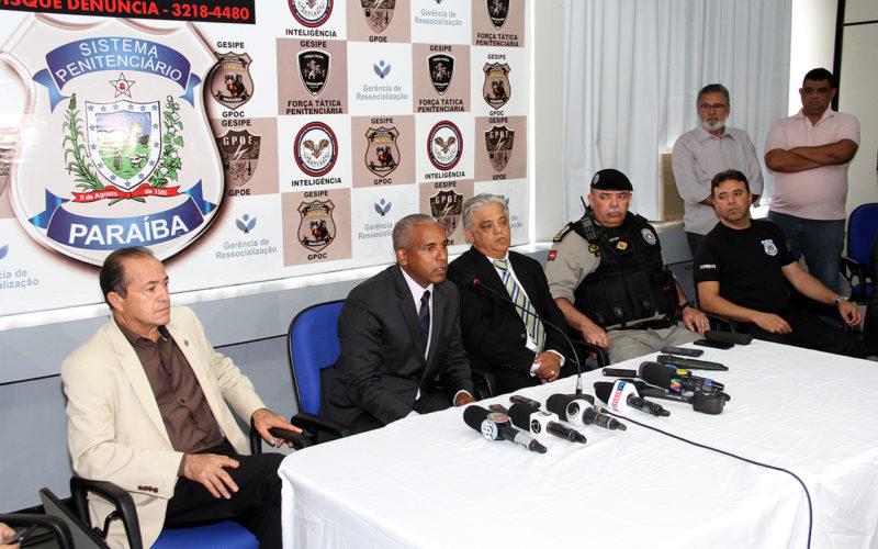 Fuga do PB1: Contagem aponta 92 fugados, dentre os quais, 41 já foram recapturados