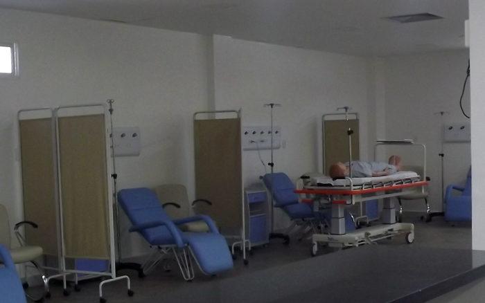Hospital do Bem começa a receber pacientes a partir desta quarta-feira