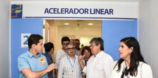 João Azevêdo visita Hospital da FAP em Campina e renova garantia de parceria