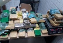Polícia apreende adolescente com 40 kg de maconha na Grande João Pessoa