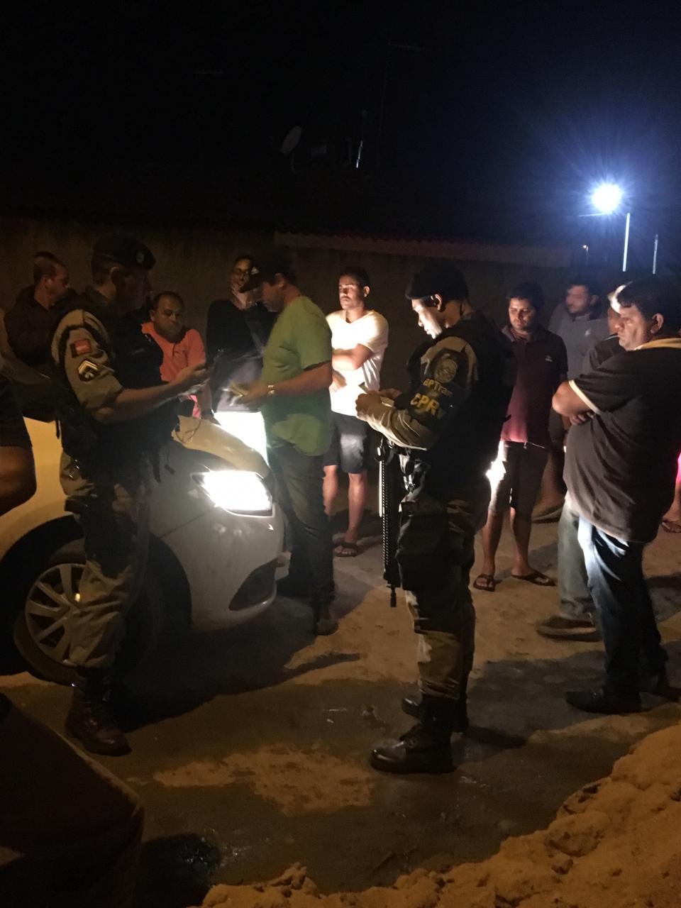 Presidente da Câmara de Mamanguape dirige alcoolizado, bate em carros e é detido pela PM