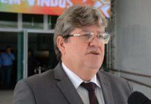 João garante comprometimento com todos os municípios e espera apoio de Bolsonaro na PB