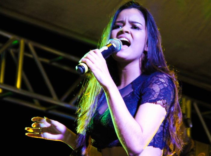 Forró romântico: Danieze Santiago grava 1º DVD solo neste sábado, no Jampa Ville