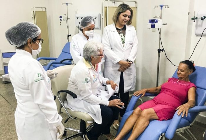 Hospital do Bem faz 428 atendimentos nos primeiros meses de funcionamento