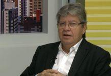 João Azevêdo usa as redes sociais para parabenizar o presidente eleito do TCE-PB