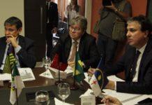 Fórum de Governadores:João vai a Brasília nesta quarta para discutir políticas de segurança pública
