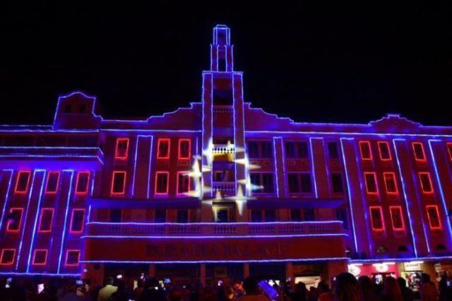 Luzes do Palace: Gervásio inaugura decoração natalina da ALPB, nesta 2ª feira