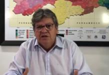 OUÇA: João Azevêdo anuncia 33 nomes que comporão seu governo em 2019; confira lista
