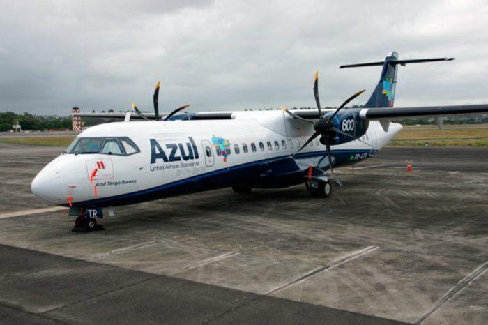 Azul anuncia voos extras para Campina Grande a partir do mês de março