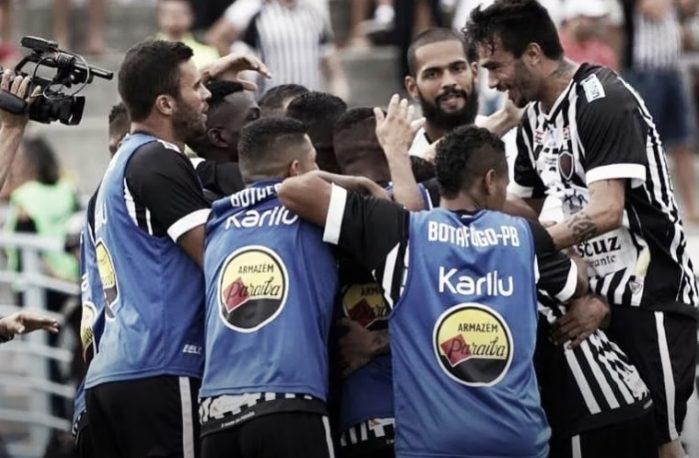 Com time reserva, Botafogo-PB visita a Perilima tentando seguir 100% no Paraibano