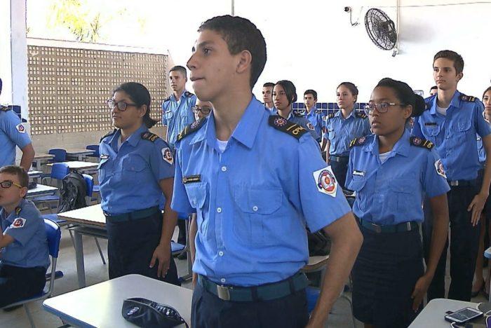 Colégio da Polícia Militar da Paraíba recebe matrículas de novos alunos até sexta-feira