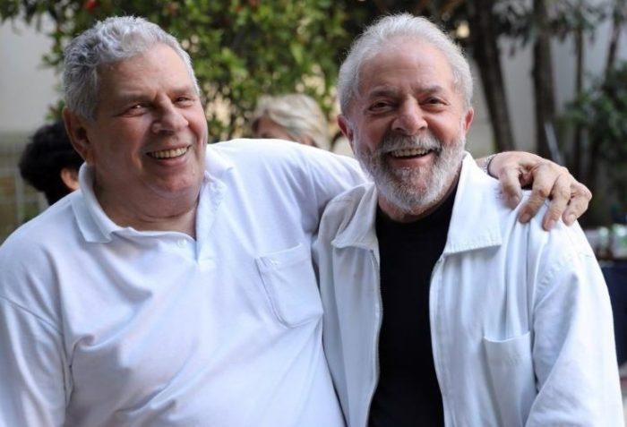 Presidente do STF autoriza ida de Lula a São Paulo para velório do irmão