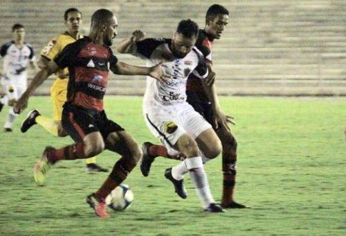 Botafogo-PB vence clássico fora de casa e segue 100% no Paraibano