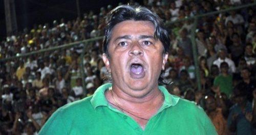 """Dirigente de clube acusa árbitro sergipano de """"armar"""" resultado na primeira rodada do Paraibano"""