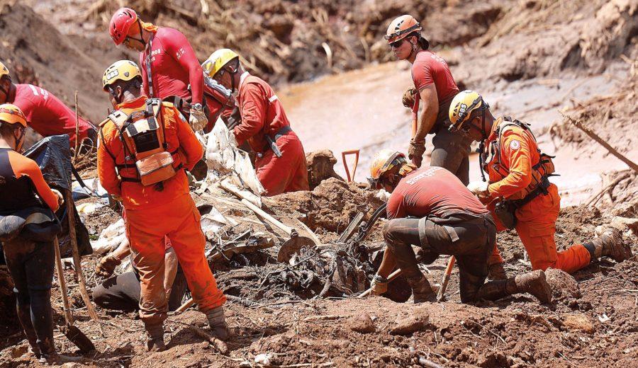 Brumadinho: mulher se demitiu de cozinha da Vale dias antes de barragem se romper