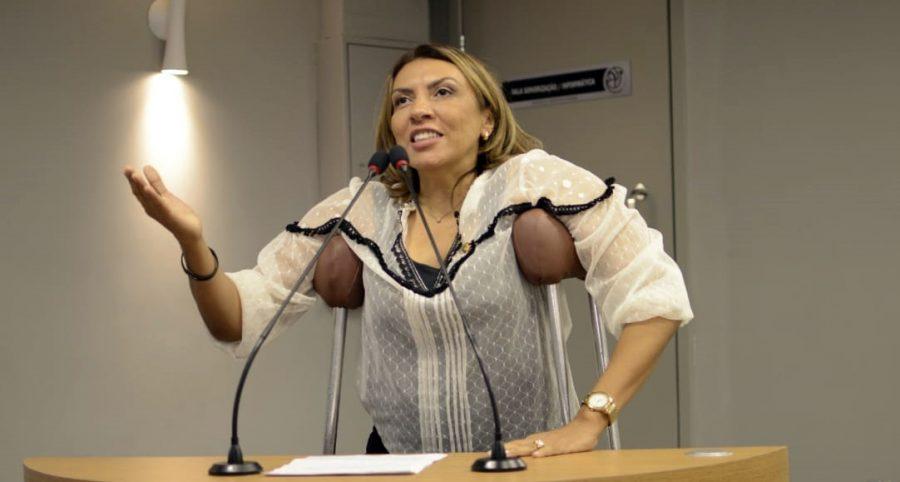 Estudo do Fórum Brasileiro de Segurança Pública reforça necessidade da CPI do Feminicídio, diz Cida
