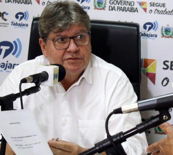 João Azevêdo anuncia lançamento do edital do programa Gira Mundo Reino Unido
