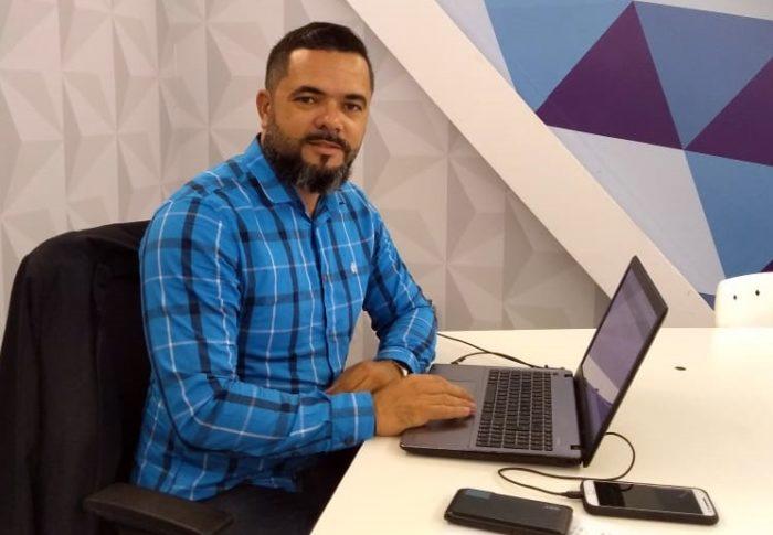 Jornalista Marcos é escolhido novo diretor de Comunicação da ALPB