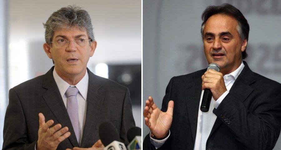 Áudios vazados: por que setores da mídia da PB tratam Ricardo e Cartaxo de forma diferente?