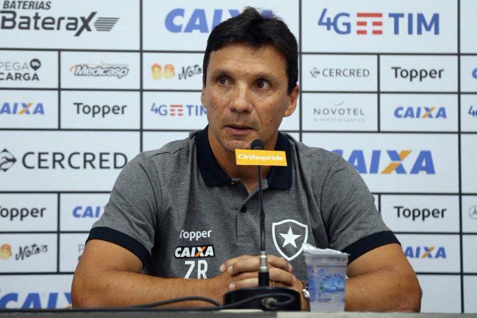 Copa do Brasil: Técnico do Botafogo-RJ prevê jogo tenso contra o Campinense no Amigão