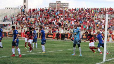 Campinense e Atlético empatam no 1º confronto da semifinal do Paraibano
