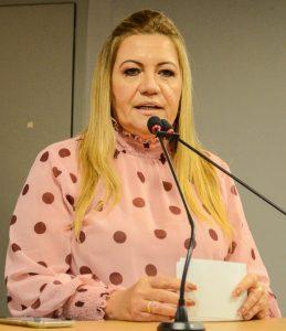 Eliane Galdino assume presidência da Associação Promocional do Poder Legislativo